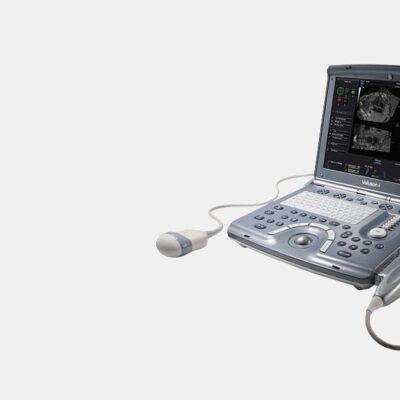 GE Voluson i Portable Ultrasound 3D 4D