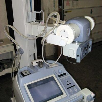 GE Definium AMX-700 Mobile Digital Radiography