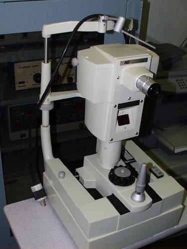 American Optical Non-Contact Tonometer Model 12415
