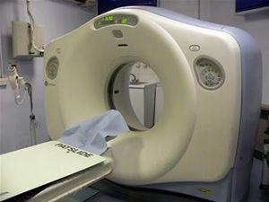 GE Discovery LS4 PET CT