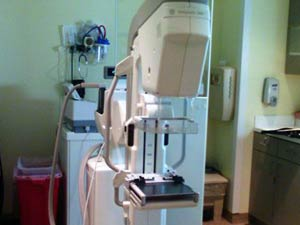 Mammography Equipment