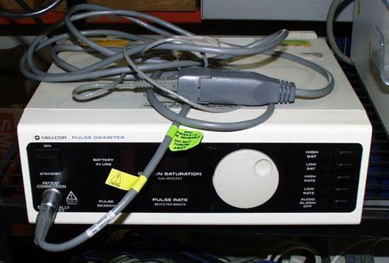 Pulse Oximeter SpO2
