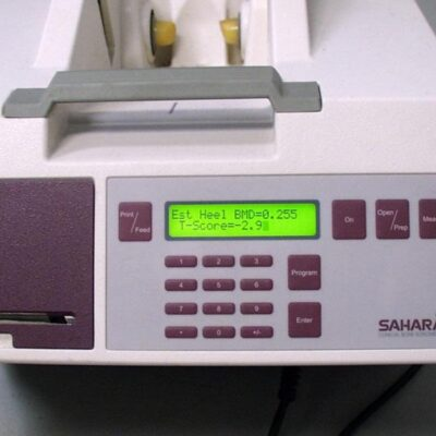 Hologic Sahara Bone Densitometer (BMD) Sonometer