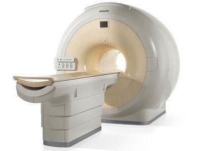 Philips Achieva MRI 1.5T 8 channel