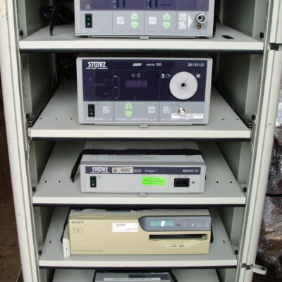 Karl Storz Video Tower Image 1 SCB system