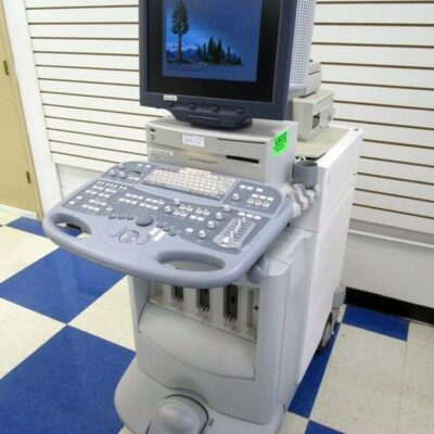 Siemens Acuson Sequoia 512 ultrasound Flat Screen