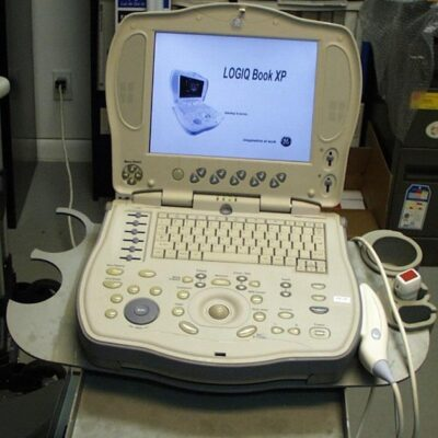 GE LOGIQ Book XP portable ultrasound Shared Service
