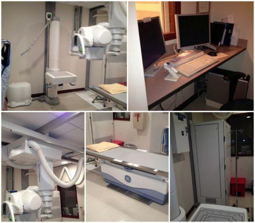GE Revolution XRd-2X (Lightening) Dual Detector DR System