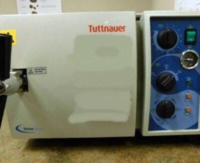 Tuttnauer ValueKlave model 1730MKV Autoclave Sterilizer