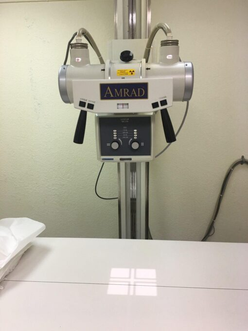 Amrad Summit X Ray with CR